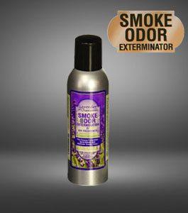 Smoke Odor Exterminator